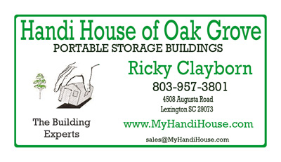 My Handi House Business Card